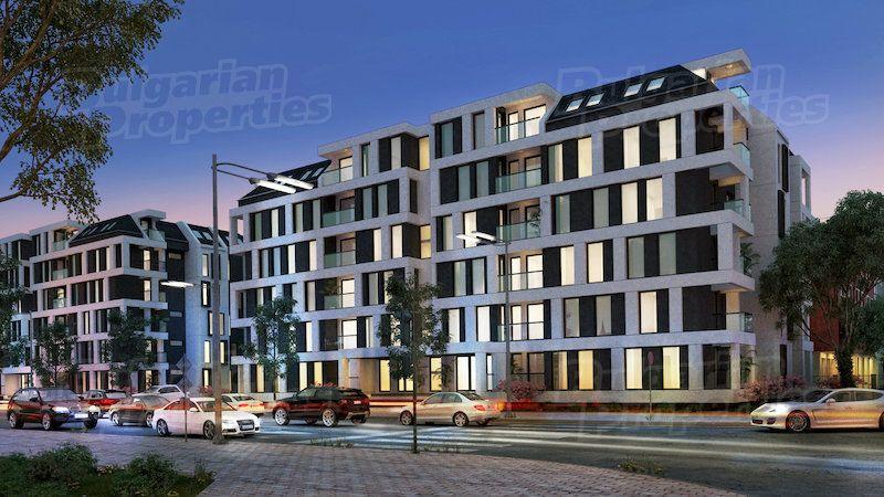 Апартаменты в Софии, Болгария, 59.37 м2 - фото 1