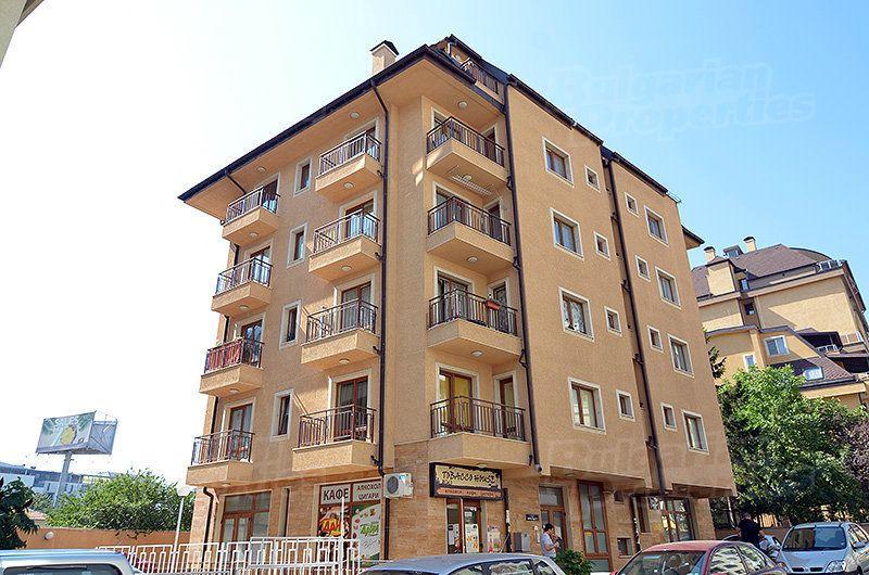 Апартаменты в Софии, Болгария, 111.07 м2 - фото 1