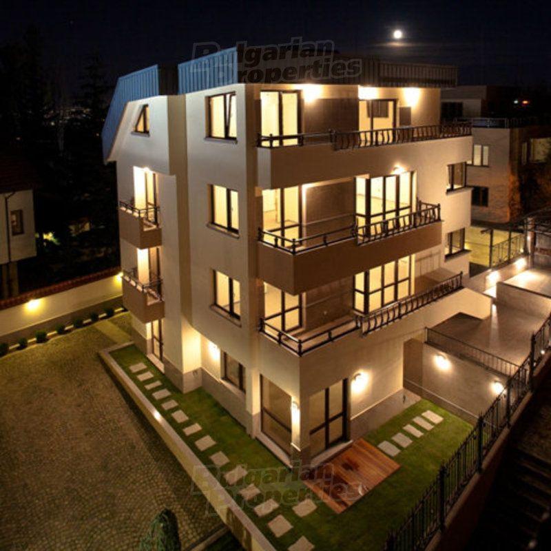 Апартаменты в Софии, Болгария, 191600 м2 - фото 1
