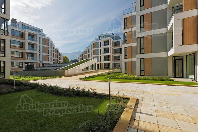 Апартаменты в Софии, Болгария, 107.62 м2 - фото 1
