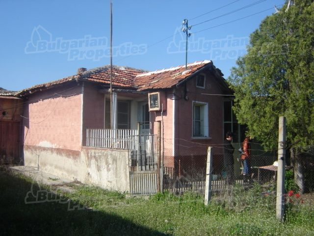 Дом в Сливене, Болгария, 4000 м2 - фото 1