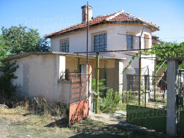 Дом в Ямболе, Болгария, 5620 м2 - фото 1