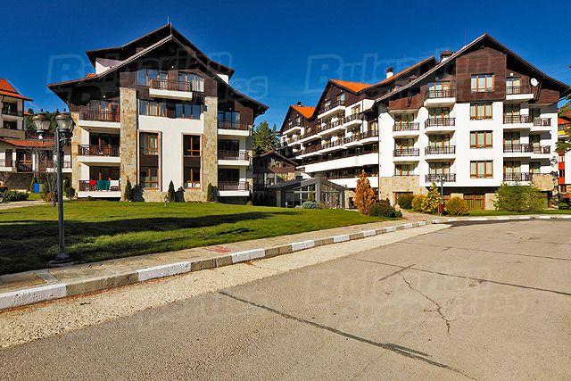 Апартаменты в Боровце, Болгария, 35.39 м2 - фото 1