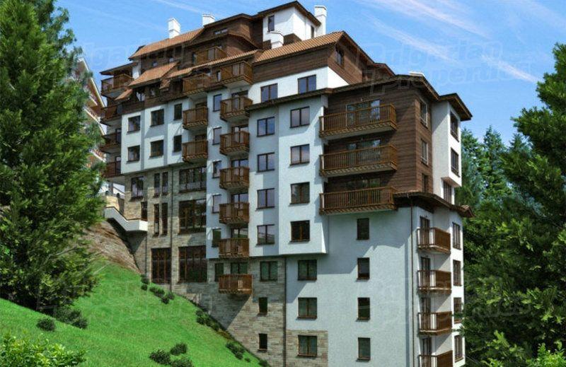 Апартаменты в Пампорово, Болгария, 41.65 м2 - фото 1