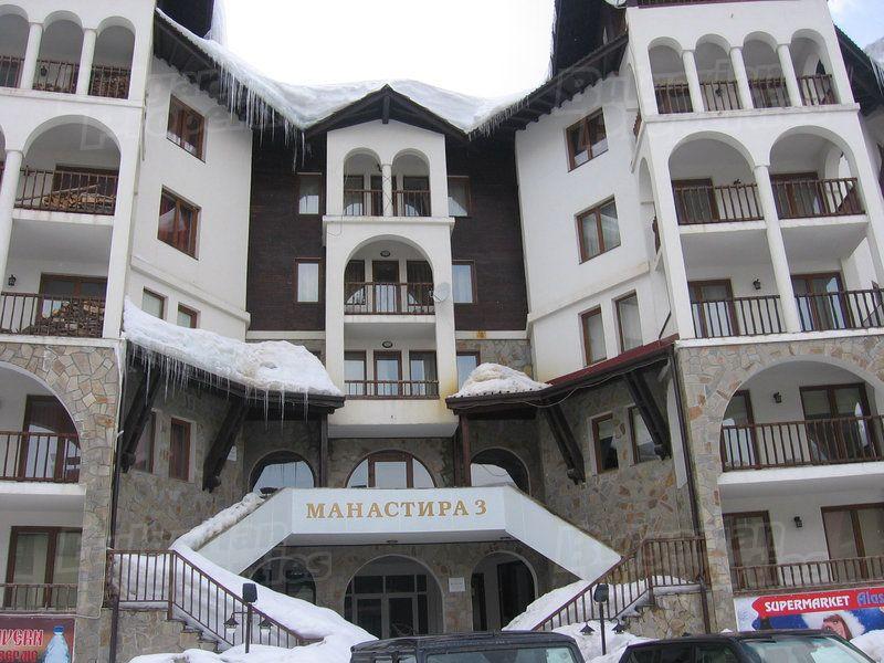 Апартаменты в Пампорово, Болгария, 74.27 м2 - фото 1