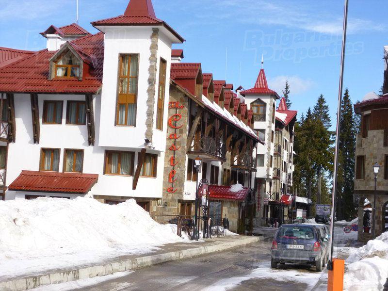 Апартаменты в Пампорово, Болгария, 65.89 м2 - фото 1