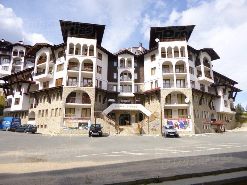 Апартаменты в Пампорово, Болгария, 84.18 м2 - фото 1