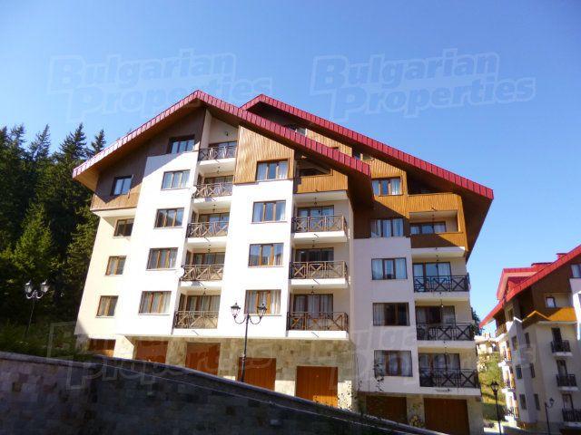 Апартаменты в Пампорово, Болгария, 65.42 м2 - фото 1