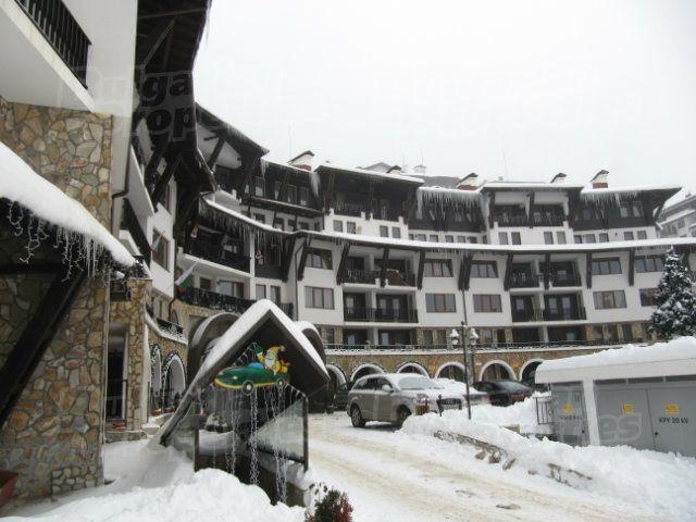 Апартаменты в Пампорово, Болгария, 75.63 м2 - фото 1