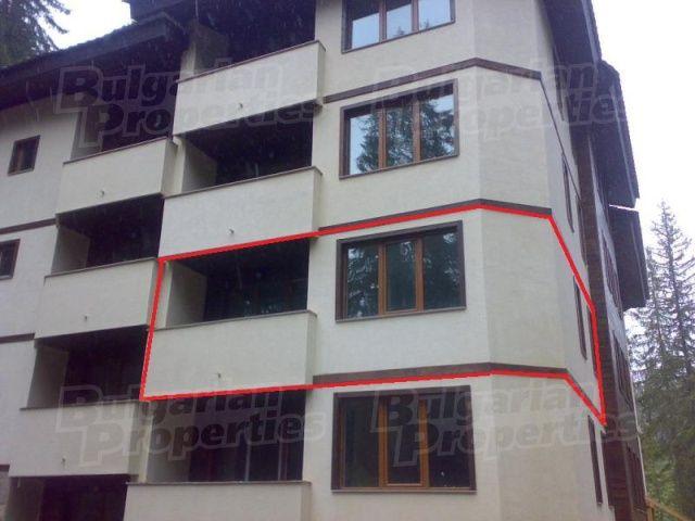Апартаменты в Пампорово, Болгария, 86.75 м2 - фото 1