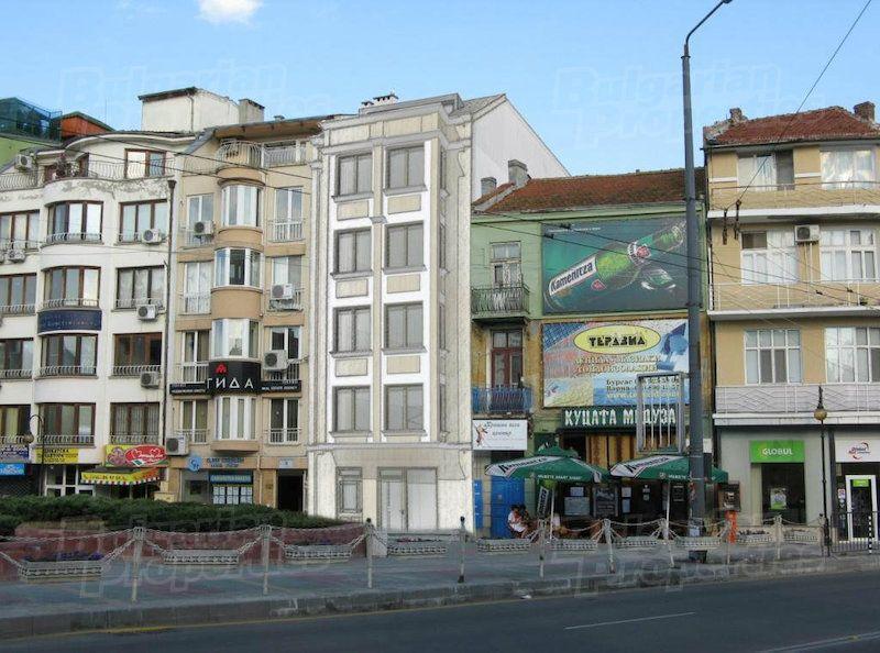 Апартаменты в Бургасе, Болгария, 95.58 м2 - фото 1