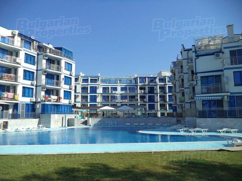 Апартаменты в Поморие, Болгария, 134.98 м2 - фото 1