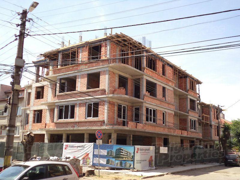 Апартаменты в Бургасе, Болгария, 44.28 м2 - фото 1