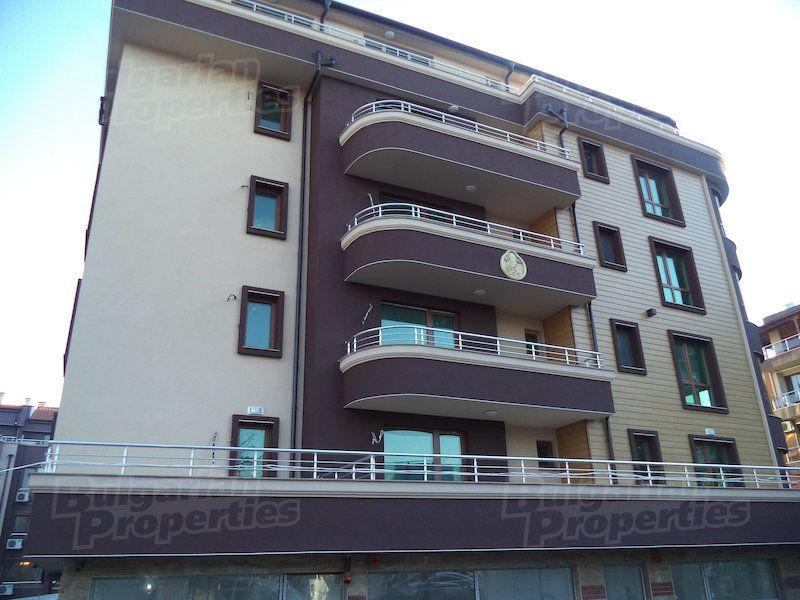 Апартаменты в Бургасе, Болгария, 91.2 м2 - фото 1