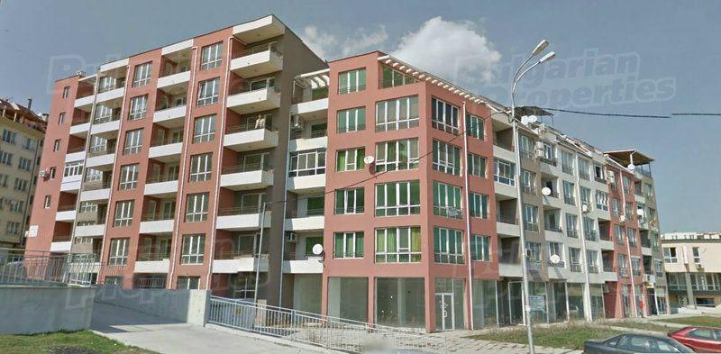 Апартаменты в Бургасе, Болгария, 57.41 м2 - фото 1