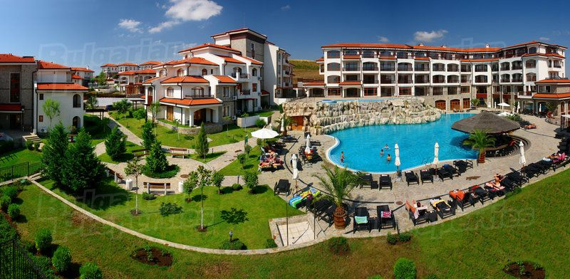 Апартаменты в Бургасе, Болгария, 47.52 м2 - фото 1