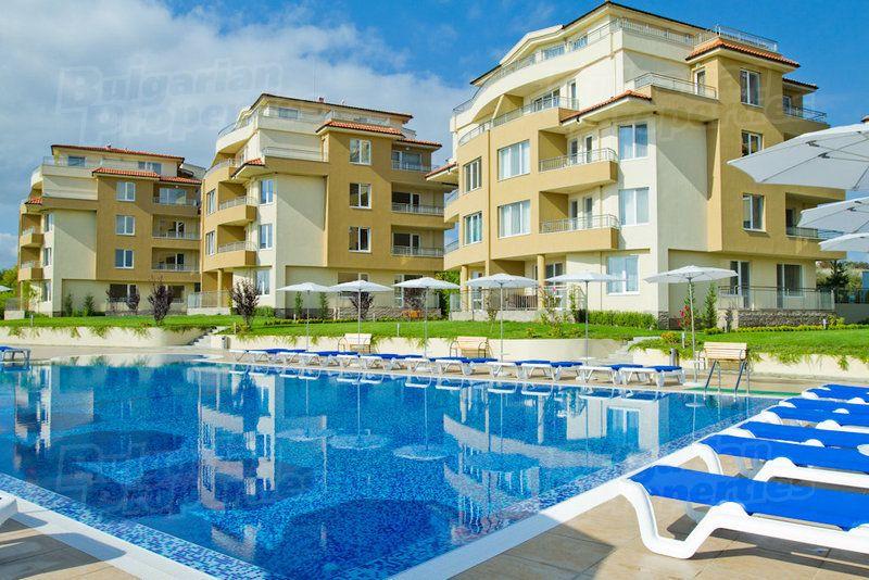 Апартаменты в Бяле, Болгария, 61.2 м2 - фото 1