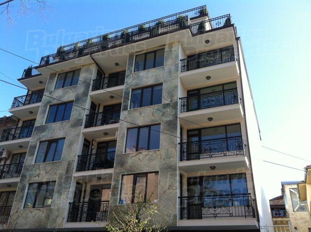 Апартаменты в Варне, Болгария, 58.17 м2 - фото 1
