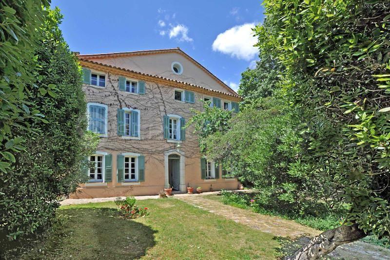 Вилла в Грасе, Франция, 8400 сот. - фото 1