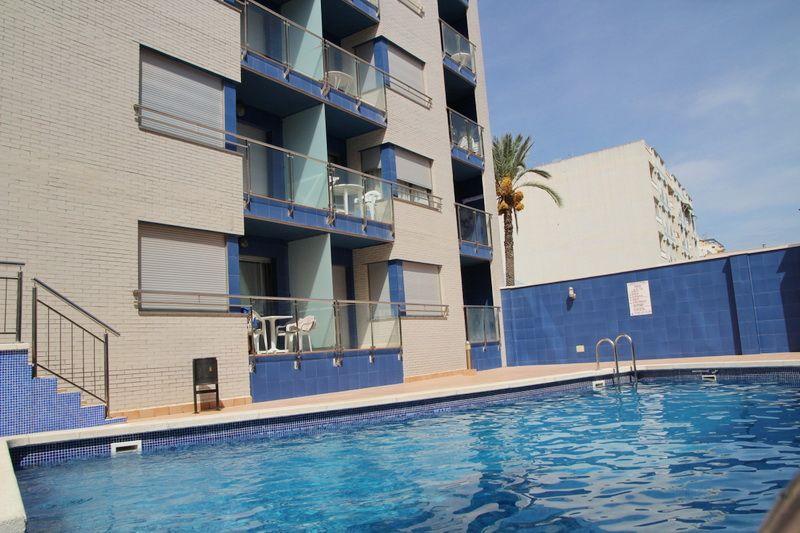 Апартаменты на Коста-Бланка, Испания, 45 м2 - фото 1