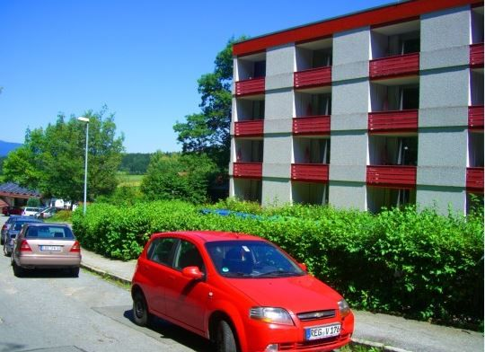 Квартира в Баварском Лесу, Германия, 40 м2 - фото 1