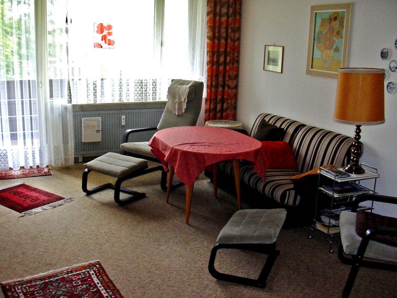 Квартира в Баден-Бадене, Германия, 38 м2 - фото 1