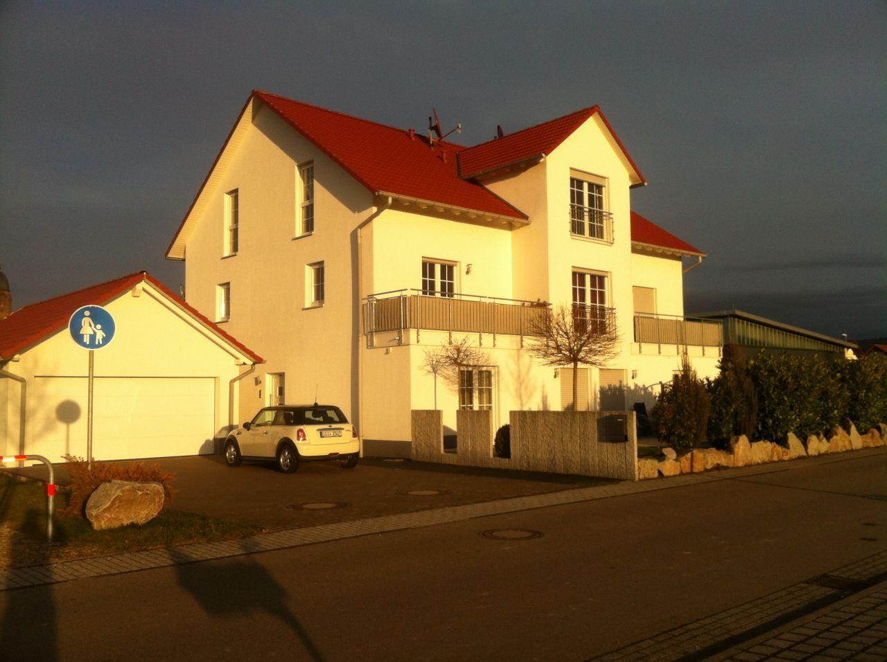 Доходный дом во Фрайбурге, Германия, 344 м2 - фото 1