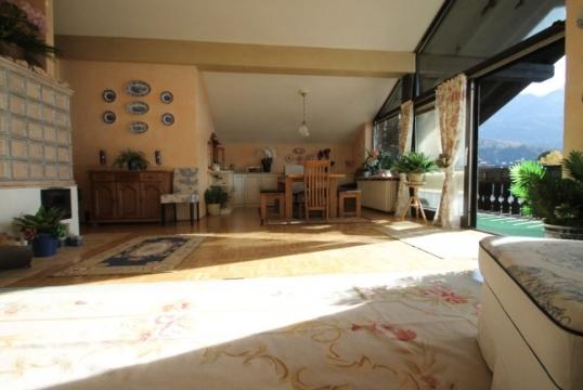 Квартира в Гармиш-Партенкирхене, Германия, 115 м2 - фото 1