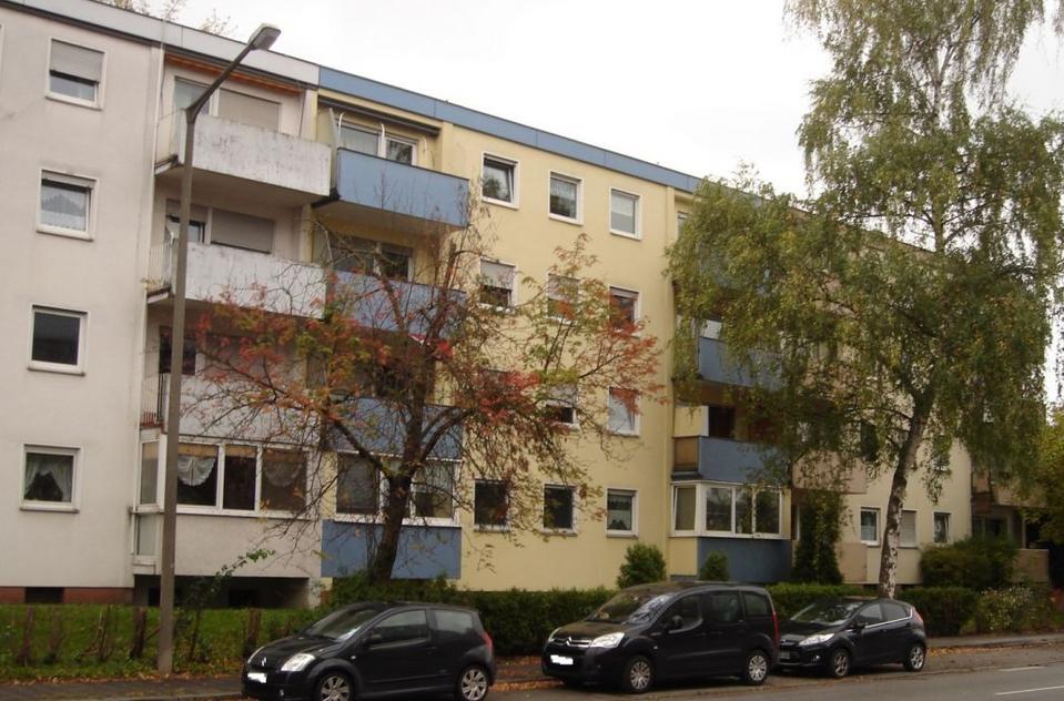 Квартира в Нюрнберге, Германия, 82 м2 - фото 1