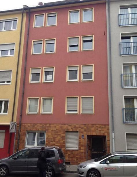 Квартира в Нюрнберге, Германия, 75 м2 - фото 1
