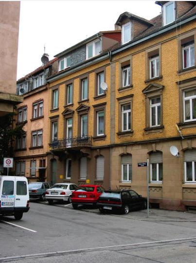 Квартира в Пфорцхайме, Германия, 51 м2 - фото 1