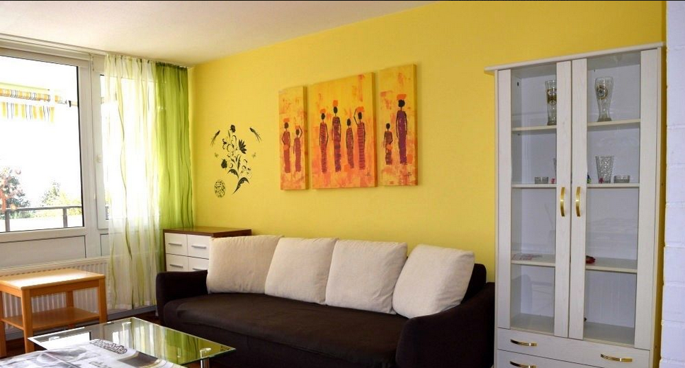 Квартира в Южной Баварии, Германия, 33 м2 - фото 1