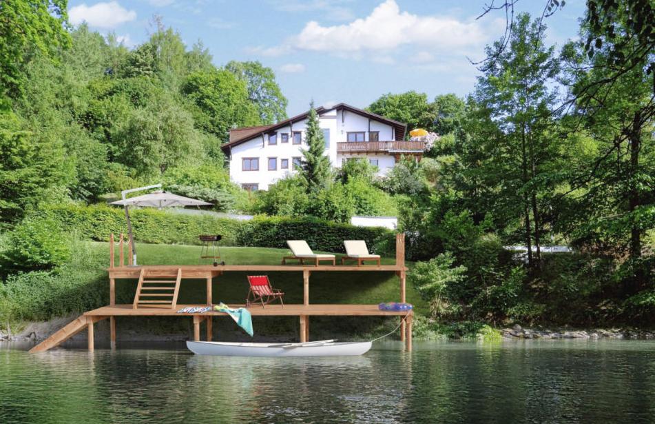 Вилла в Южной Баварии, Германия - фото 1