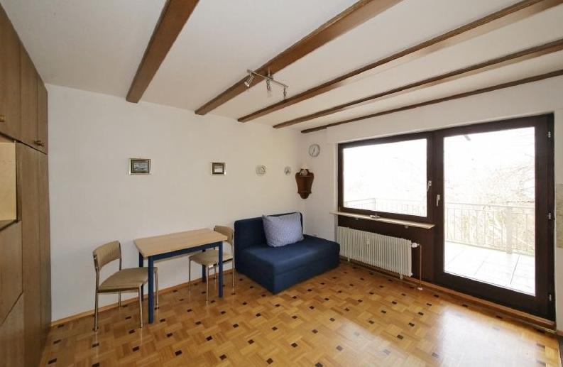 Квартира в Баден-Бадене, Германия, 33 м2 - фото 1
