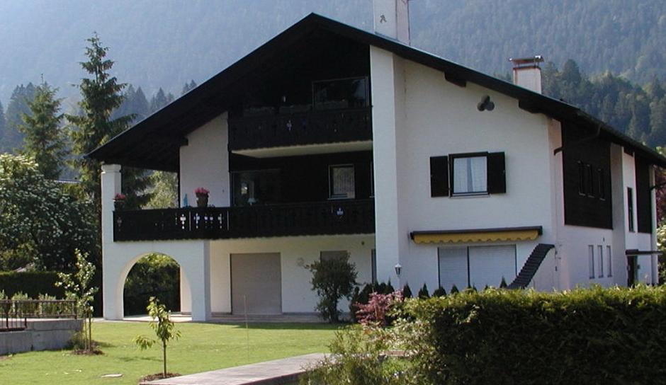 Квартира в Гармиш-Партенкирхене, Германия, 109 м2 - фото 1