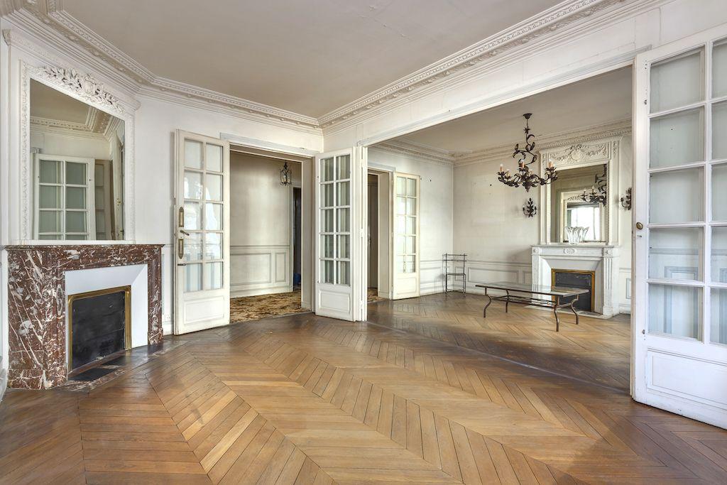 Квартира в Париже, Франция, 123 м2 - фото 1