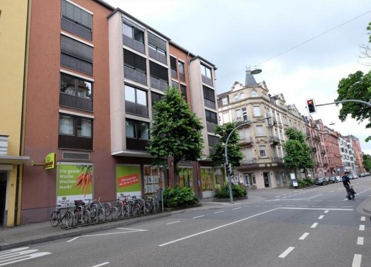 Квартира в Хайльбронне, Германия, 25 м2 - фото 1