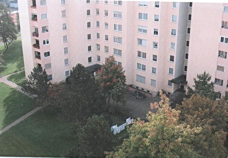 Квартира в Нюрнберге, Германия, 44 м2 - фото 1