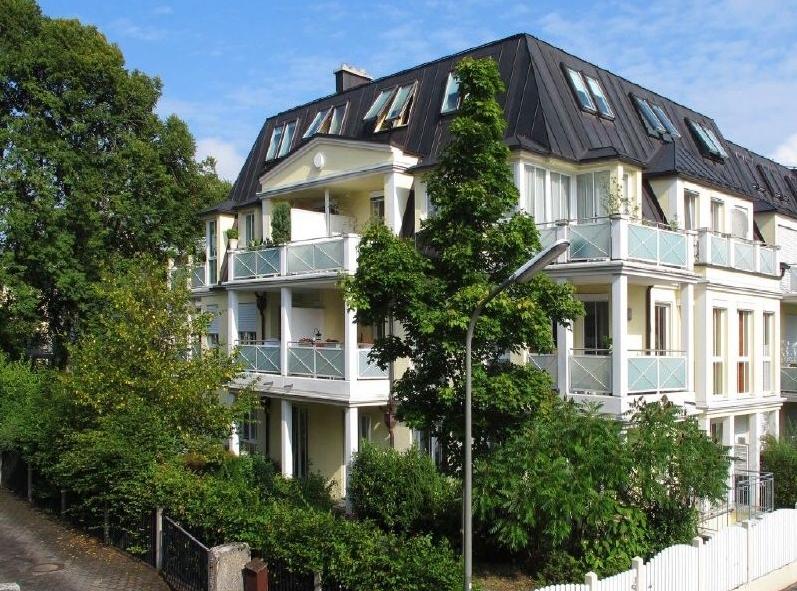 Квартира в Мюнхене, Германия, 163 м2 - фото 1