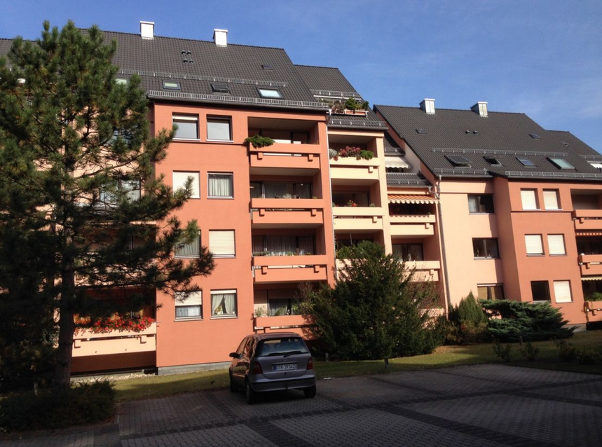 Квартира в Нюрнберге, Германия, 46 м2 - фото 1
