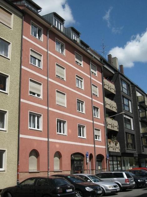 Квартира в Нюрнберге, Германия, 74 м2 - фото 1