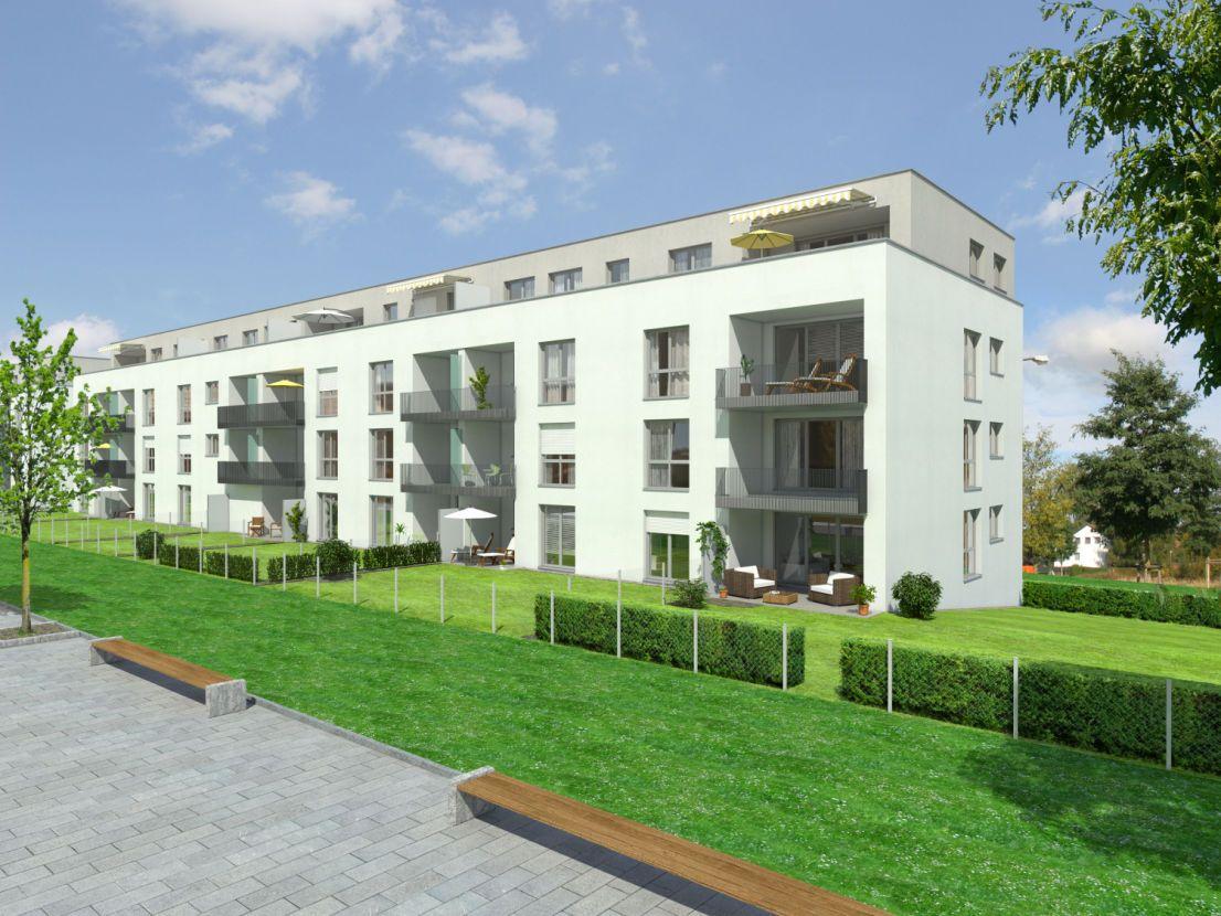 Квартира в Аугсбурге, Германия, 102 м2 - фото 1