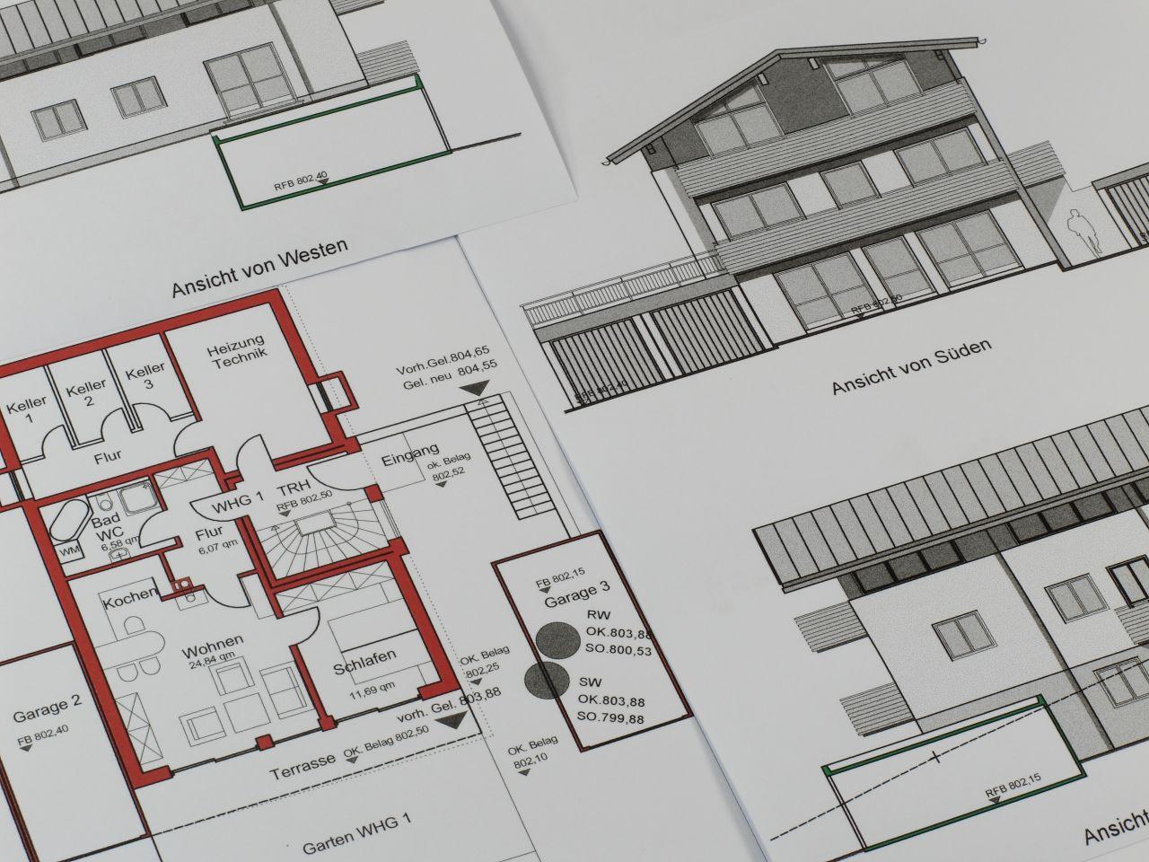 Коммерческая недвижимость в Штутгарте, Германия, 718 м2 - фото 1