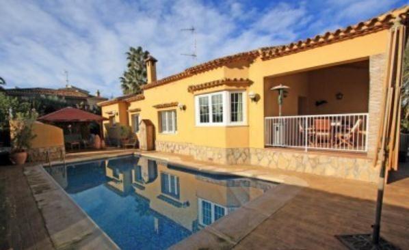Красивые дома в испании фото