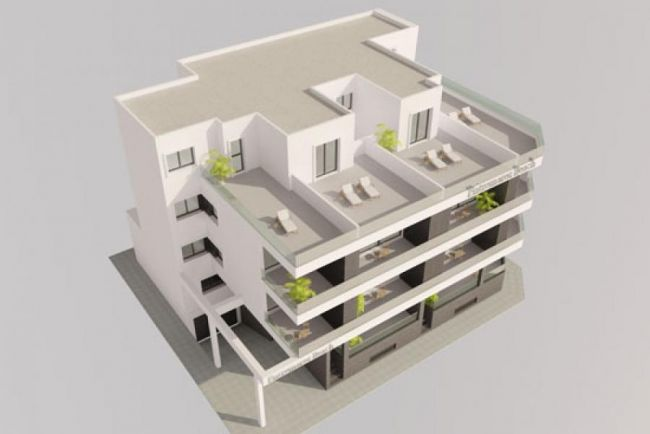 Апартаменты San Perdo del Pinatar, Испания, 79 м2 - фото 1