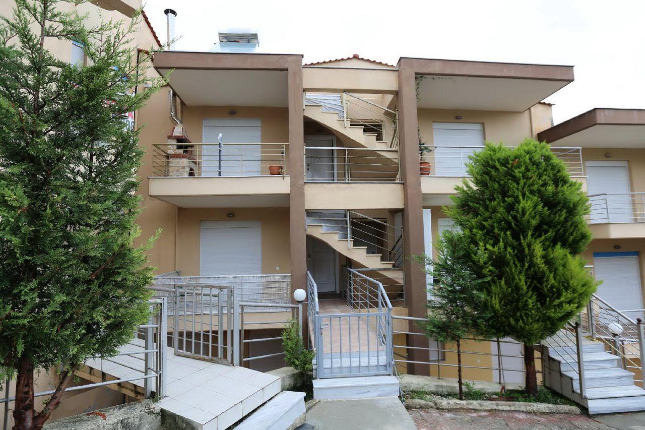 Квартира на Кассандре, Греция, 60 м2 - фото 1