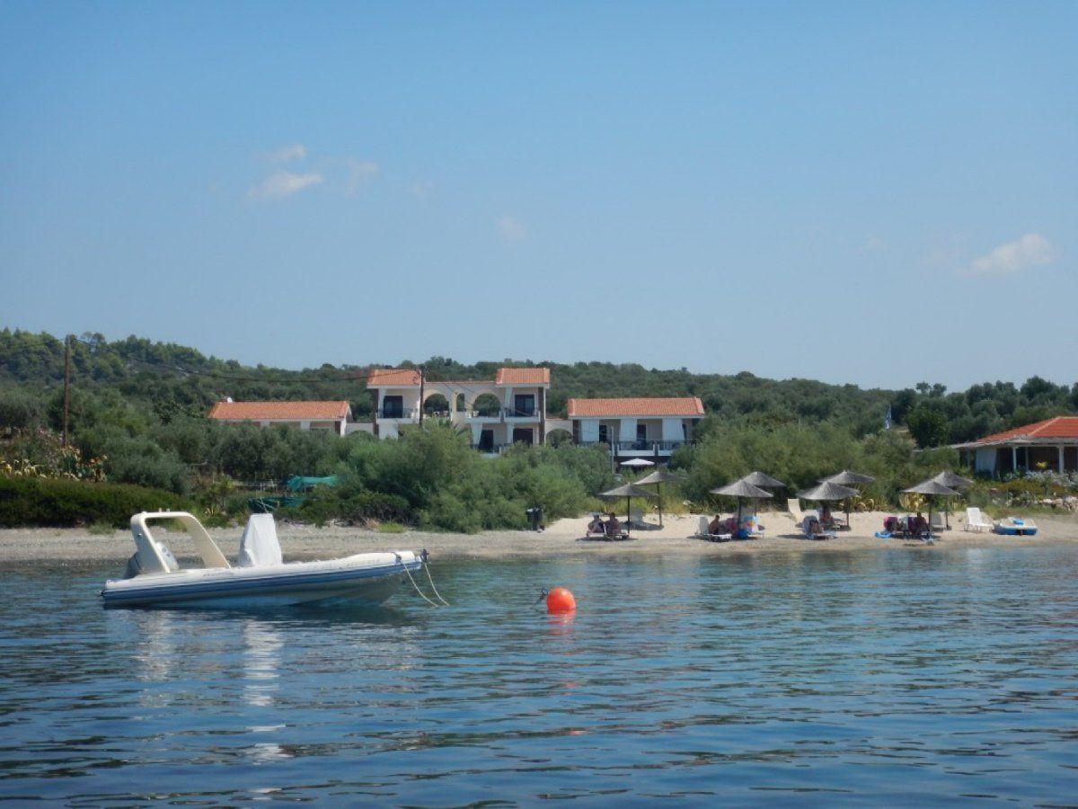 Отель, гостиница в Ситонии, Греция - фото 1