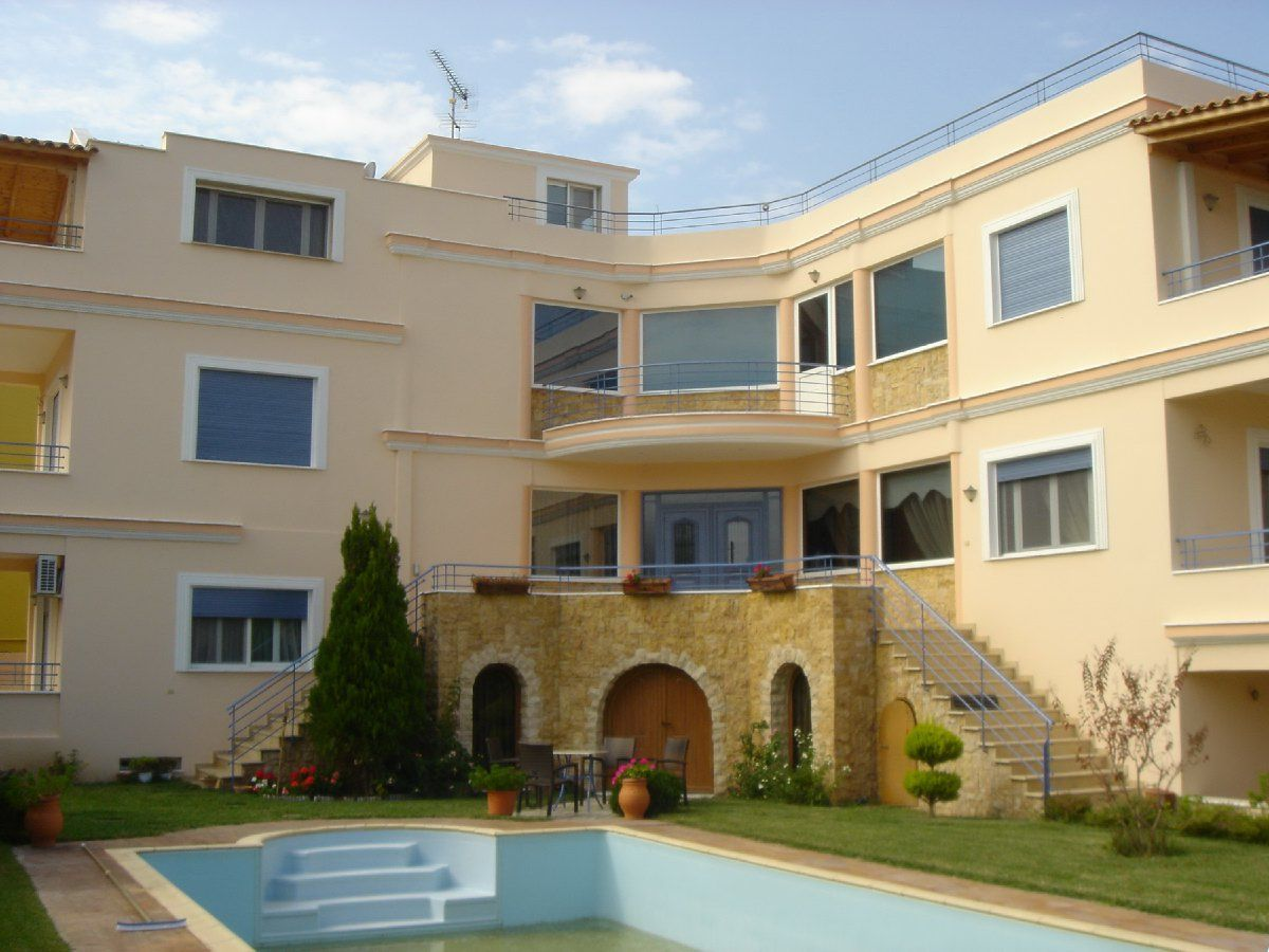 Вилла на Пелопоннесе, Греция, 840 м2 - фото 1