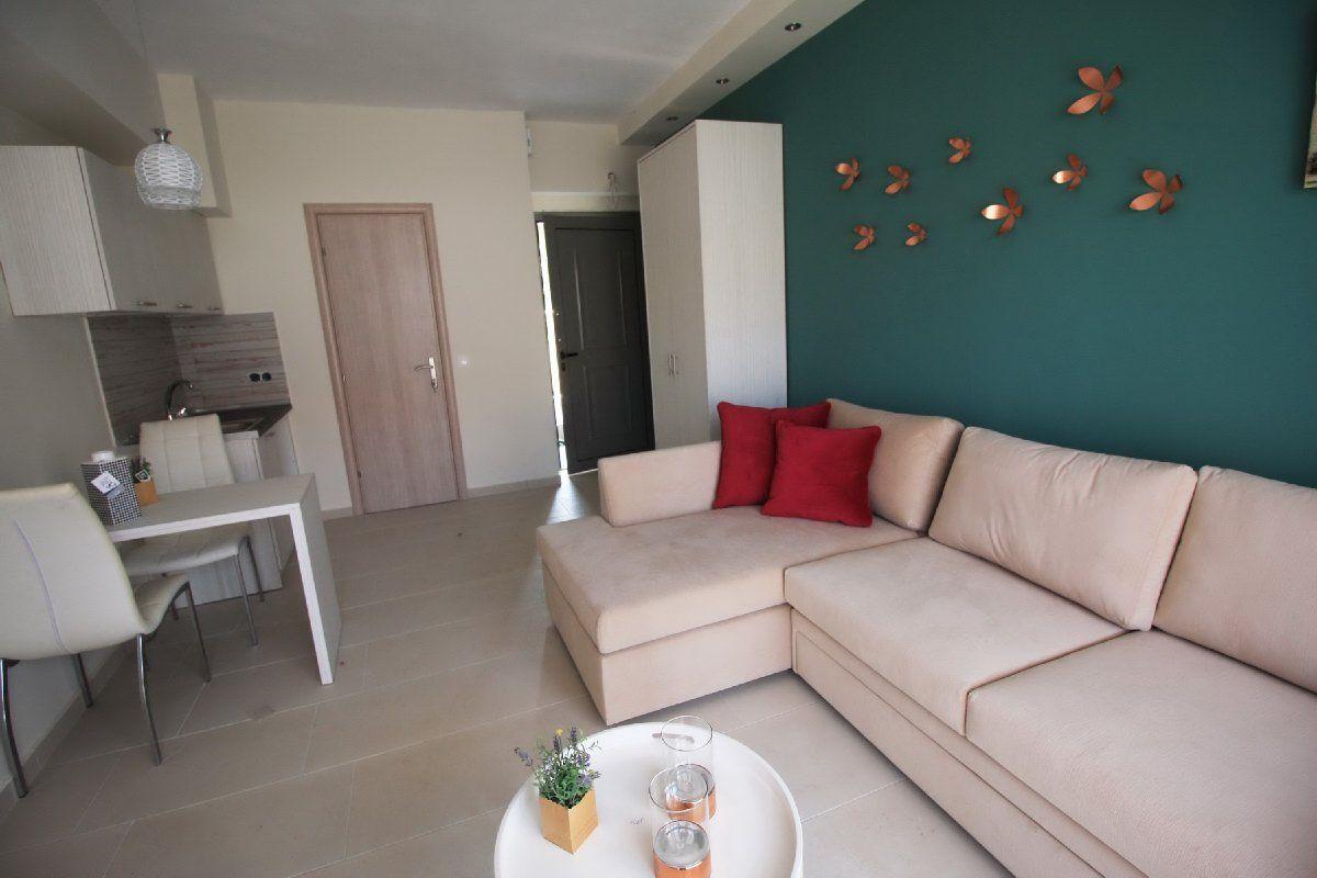 Квартира на Кассандре, Греция, 20 м2 - фото 1