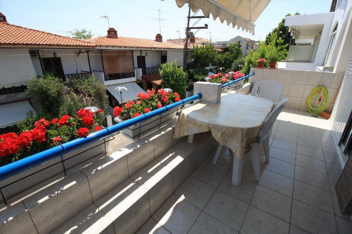 Квартира на Кассандре, Греция, 86 м2 - фото 1